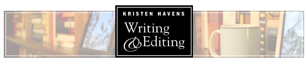 Kristen Havens Writing & Editing